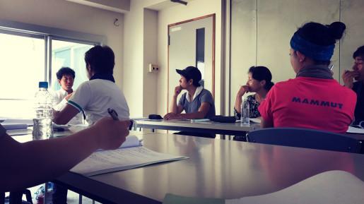 いえづくり教習所 DAY11「ゲンバアワセ」